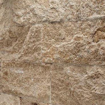 Split Face Travertine Large Panel