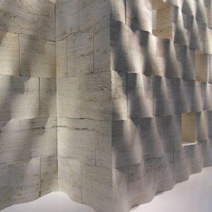 Undulate Stone Blocks
