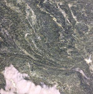 Italian Green Granite Honed