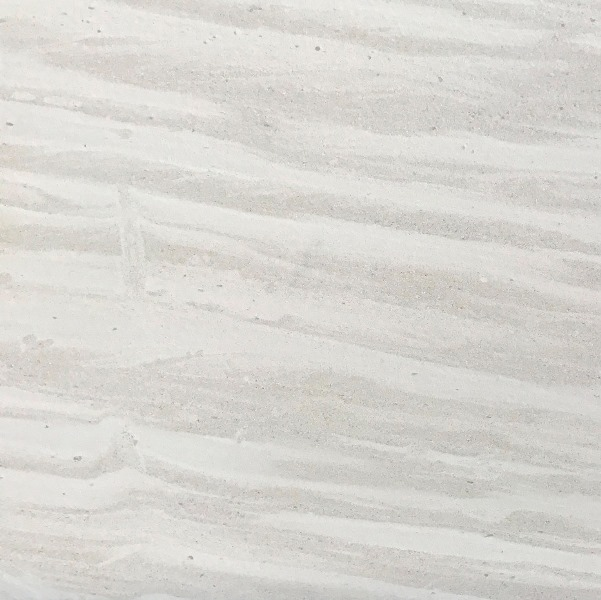 Exterior White limestone - Bianco Ondulata