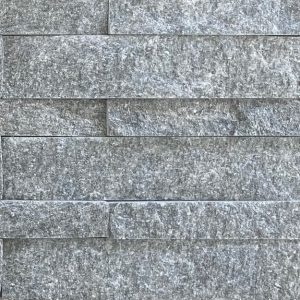 Nordic Grey Split face cladding