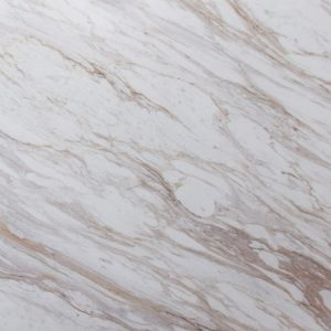 Bianco Sofia Marble. White marble with grey and butterscotch colour veins